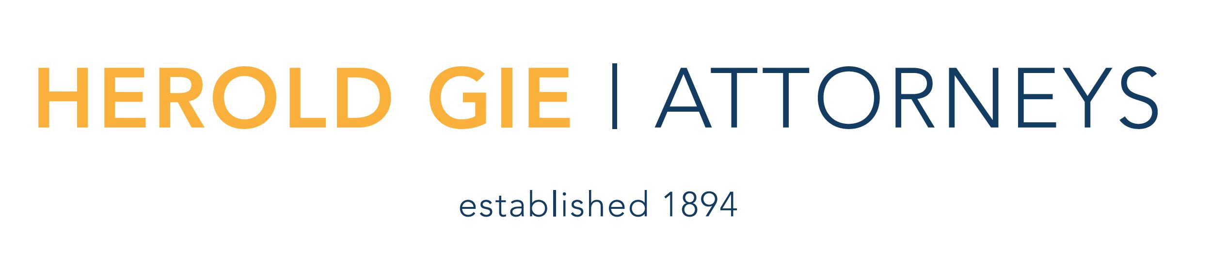 Herold Gie Logo